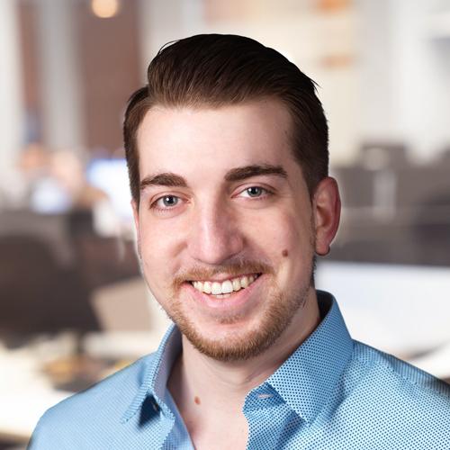 Joe Verzillo, Carrier Sales Coordinator