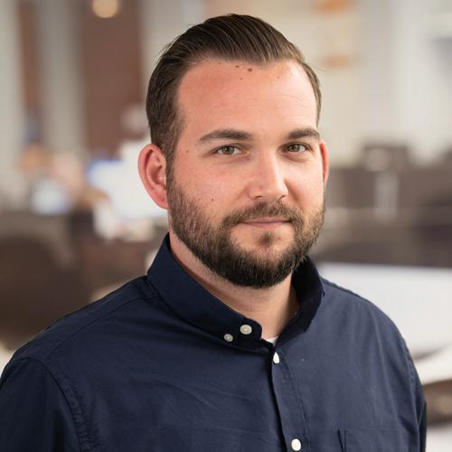 Mark Kresmer, Senior Account Executive