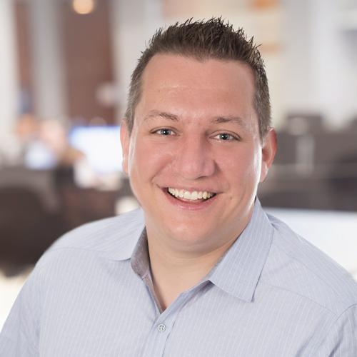 Paul Hoban, Vice President of Business Development